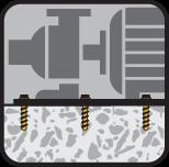 Equipment Anchorage