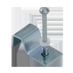 Dewalt - 8mm Head Drive Pins with Rebar/Dowel Basket Clips