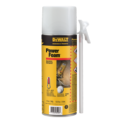 Dewalt - PowerFoam™ - Expanding Polyurethane Foam