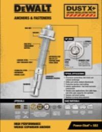 Power-Stud�+ SD2 Sell Sheet