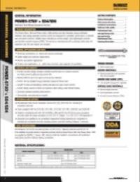Power-Stud�+ SD4/SD6 Tech Page