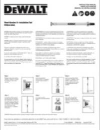 Wood-Knocker�II+ Instruction Manual