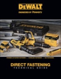 Direct Fastening Tech Guide